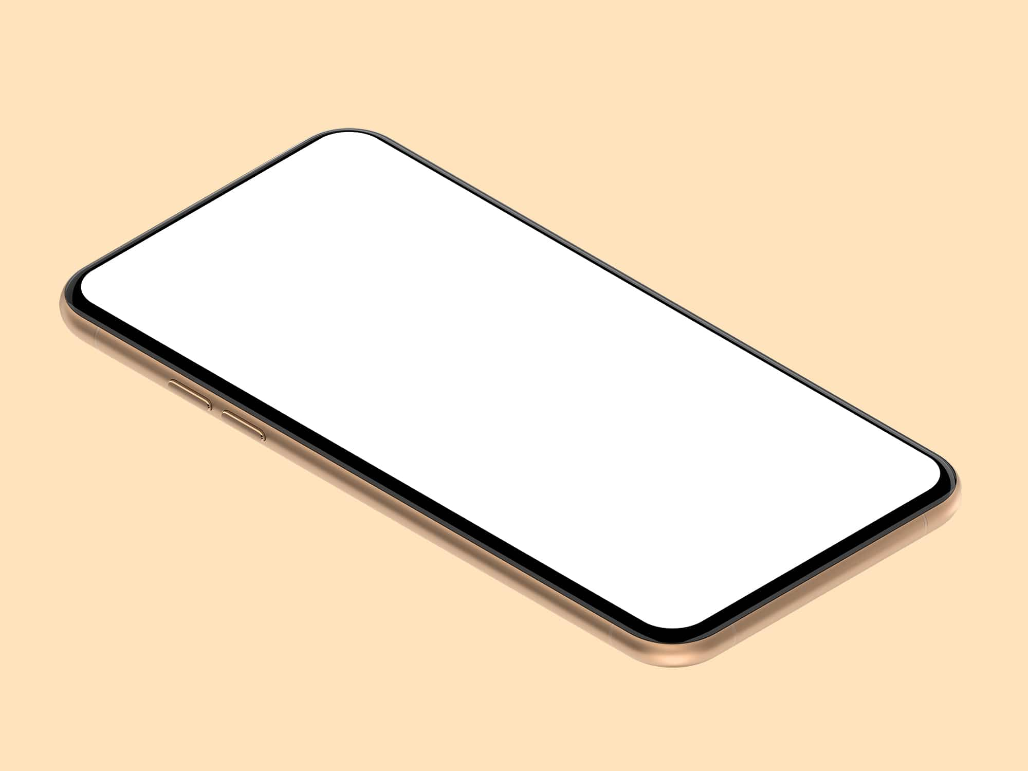 generic mobile device mockup the mockup club
