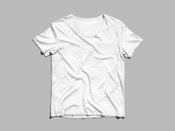 The mockup club best free mockups for T shirt mockup template free download